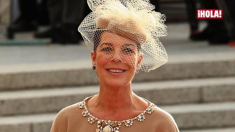 Así es Carolina: princesa de Mónaco y reina del \'glamour\'