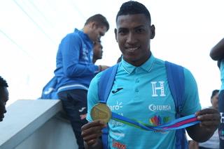 Sendel Cruz, goleador de Honduras revela que tiene ofertas del extranjero