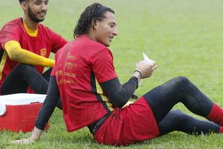 Kevin Hernández se une a los entrenamientos de Real España tras muerte de su madre