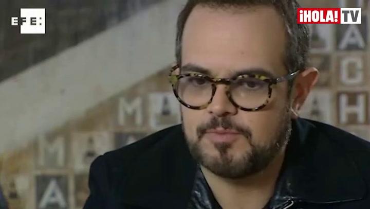 Aleks Syntek quiere reconquistar España de la mano de Malú