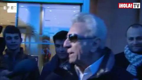 William Mebarak, padre de Shakira: 'Milan es el retrato de su padre'