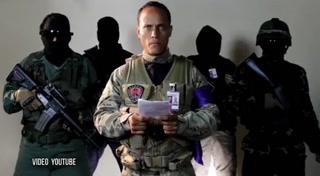 Mensaje de Oscar Pérez, piloto de Venezuela, anuncia coalición militar contra Maduro
