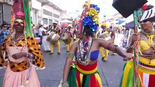 La Ceiba celebró a lo grande el Carnaval de la Amistad