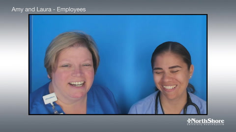 Laura and Amy - Employee