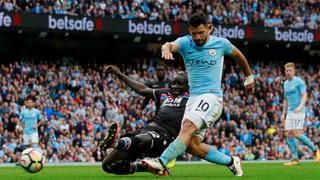 Intratable: El Manchester City abusa en la Premier y receta paliza al Crystal Palace