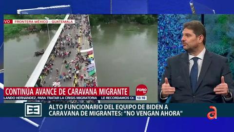 Debate: emigrantes ven una oportunidad  con la administración Biden