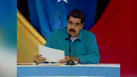 Maduro aumenta 60% el salario mínimo en Venezuela