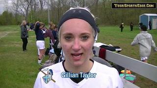 Gillian Taylor on Good Defensive Play