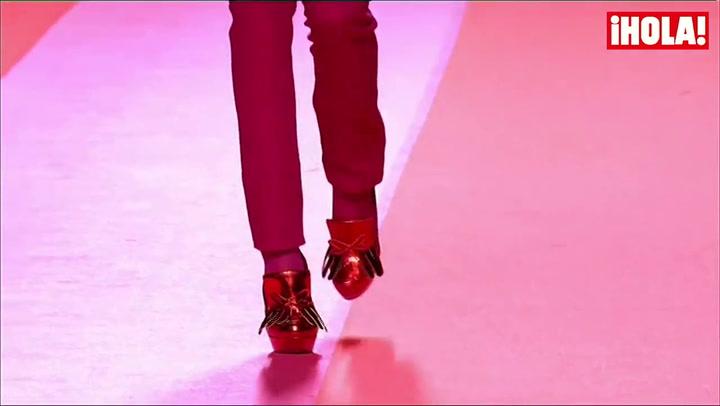 Fashion Week Madrid otoño-Invierno 2015-2016: Agatha Ruiz de la Prada