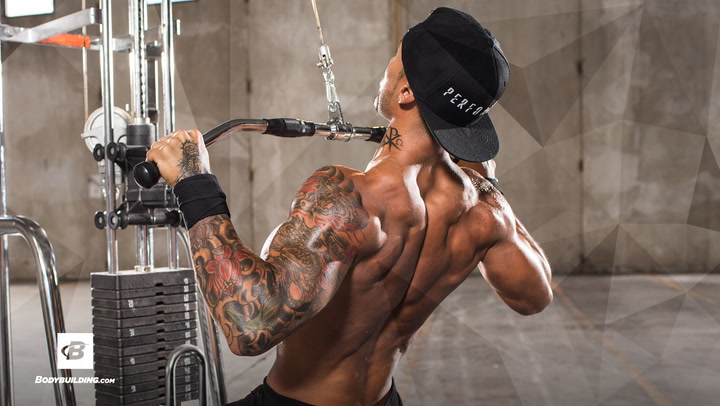 Back & Biceps Workout | Ripped Remix | Day 26