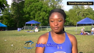 Mincey on Her State Meet Experience
