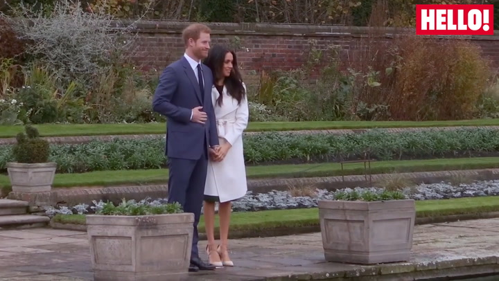 Princess Charlotte And Prince George Among The Bridesmaids And Pageboys