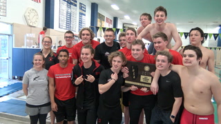 Boys Sectional Swimming