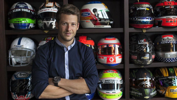There's No Place Like Home for Marco Andretti