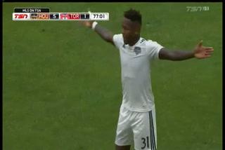 Quioto se estrena en la MLS en paliza histórica sobre el Toronto