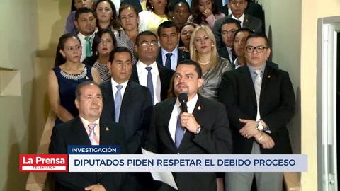 Presentan un requerimiento fiscal contra el diputado Tomás Zambrano