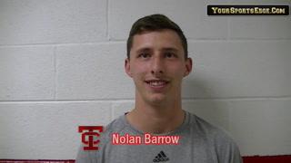 Nolan Barrow Signs With Campbellsville