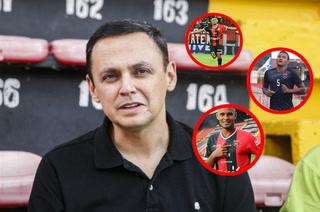 Presidente de Alajuelense alaba y pone en alto a los futbolistas catrachos