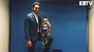 Marcus Ornellas y su aprendizaje como papá