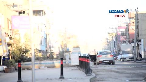 Adana'da karakola 'terör' saldırısı