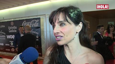 Beatriz Rico disfruta de su vida de casada