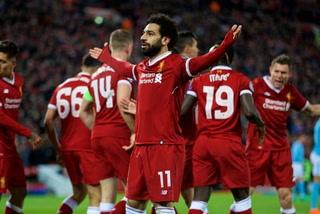 Con golazos de Mohamed Salah, el Liverpool gana 2-0 a la Roma
