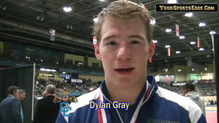 Dylan Gray Wins State Wrestling Title