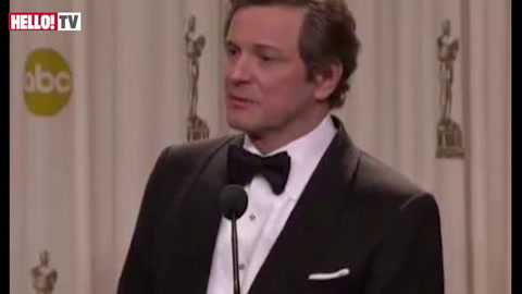 Oscars 2011: Press room