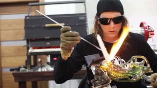 Everdream Glass Blowers Host HEATERZ, One of the Largest Glass Shows of the Year