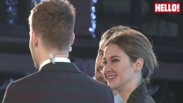 Shailene Woodley: Filming Insurgent was \'loads of fun\'