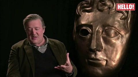 Stephen Fry talks marriage ahead of BAFTAs