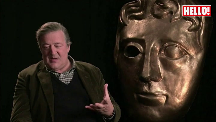 Stephen Fry talks marriage ahead of BAFTAs