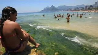 El 60% de las playas brasileñas, no aptas para bañistas