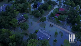 West Houston Still Flooded After Harvey