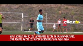 Barcelona anuncia que subirá jugadores del equipo B para jugar ante el Murcia