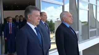 Brasil y Colombia piden a Venezuela aceptar ayuda