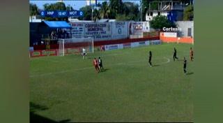 H. Progreso 1 Motagua 2 (Liga Nacional 2018)