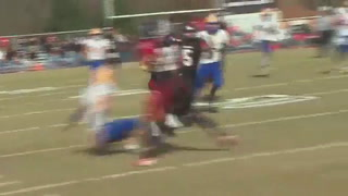VIDEO: Lamar 35, Ava 30
