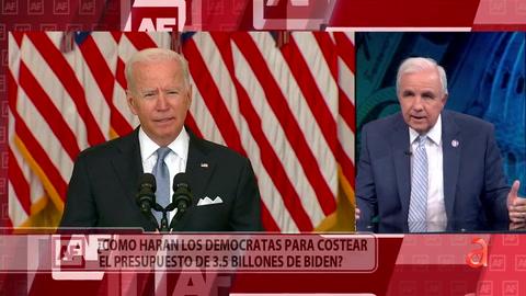 Análisis: Bajo la administración Biden sube la inflación, sube el precio de la gasolina y planean una subida de impuestos histórica