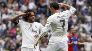 Marcelo se marcharía junto a Cristiano Ronaldo del Real Madrid