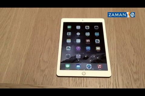 iPad Air 2 İlk Video İnceleme