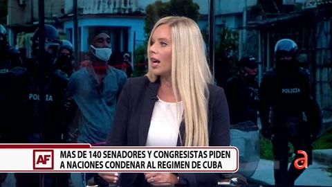 Más de 140 Senadores y congresistas piden a Naciones Unidas condenar al régimen cubano
