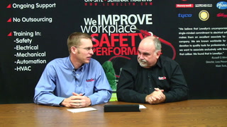 Workplace Safety Show – Ep. 19 – Arc Flash and the Insurance Industry