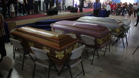 Más luto y protestas en Nicaragua