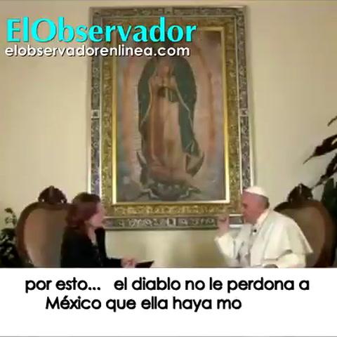 El papa Francisco explica por qué
