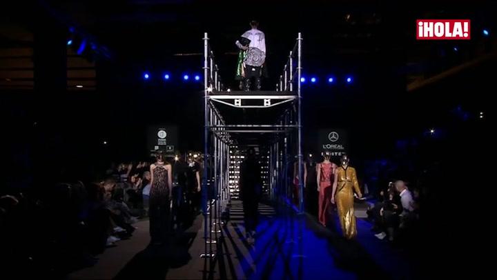 Fashion Week Madrid otoño-invierno 2016-2017: Alvarno