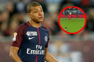 Mbappé hizo su tarea: Le copió a Neymar y dejó en ridículo a un rival