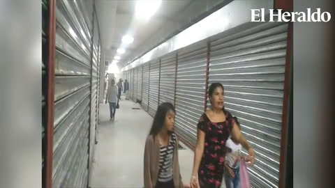 Habilitan el primer túnel peatonal en la capital de Honduras