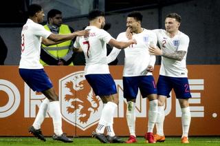 Golazo de Jesse Lingard le da la victoria a Inglaterra ante Holanda