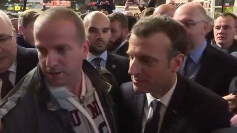 Francia: protestas ante Macron por acuerdo UE-Mercosur